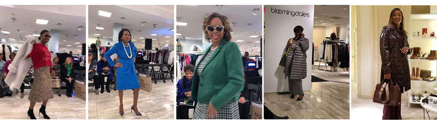 2019 Bloomingdale Charity Shopping Day Photos
